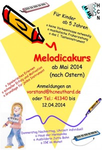 Melodicakurs