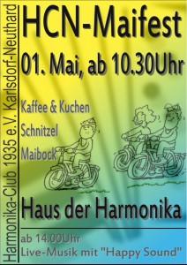 Maifest @ Haus der Harmonika